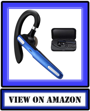 COMEXION Wireless Bluetooth Earpiece for phone calls and music