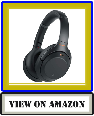 best Sony Noise Cancelling Headphones